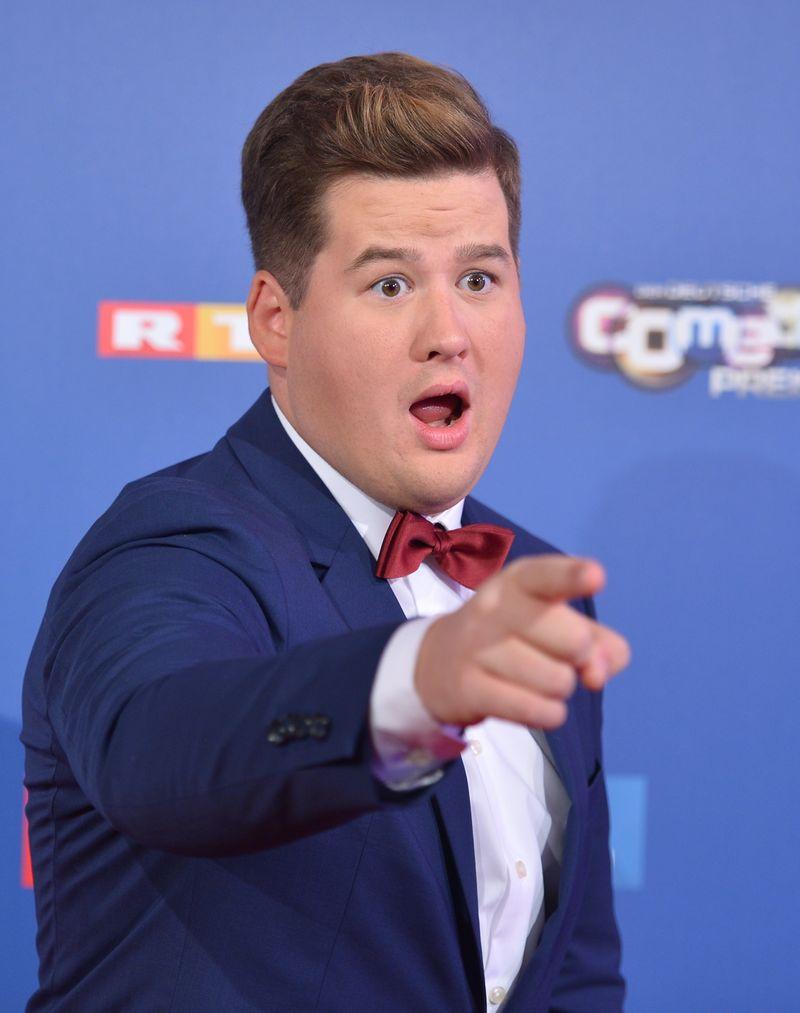 Chris Tall feierte bereits 2013 seinen Durchbruch mit dem Gewinn des RTL Comedy Grand Prix.
