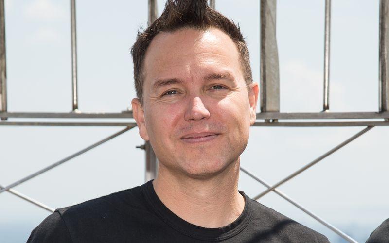 Der Blink-182-Musiker Mark Hoppus hat Krebs.