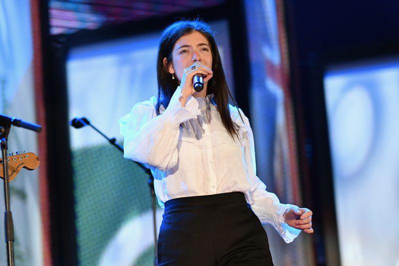 Die ersten zwei Alben der neuseeländischen Sängerin Lorde wurden hochgelobt.