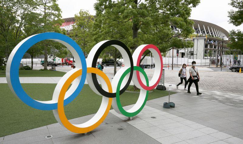 Im Nationalstadion von Tokio werden die Leichtathletik-Wettkämpfe der Olympischen Spiele 2020 stattfinden.