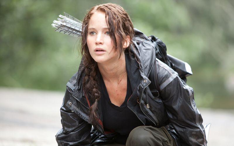 Katniss (Jennifer Lawrence) muss sich in der Arena nicht nur vor ihren Gegnern in Acht nehmen. Auch die Macher der Show mischen mit ...