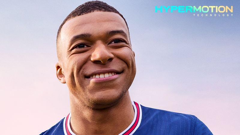 """""""Es ist fantastisch, zweimal in Folge auf dem Cover zu sein"""", sagte PSG-Star Kylian Mbappé."""
