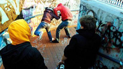 Außer Kontrolle - Jugendgewalt in Deutschland