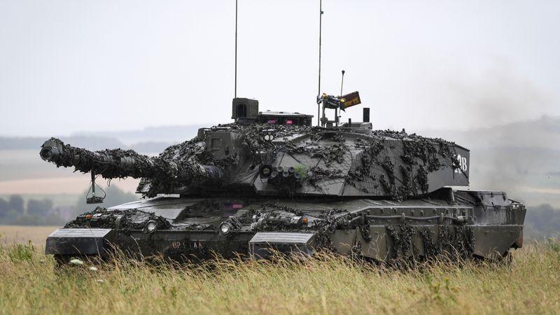 """Ein Brite soll geheime Informationen über den Kampfpanzer Challenger 2 im Forum des Online-Spiels """"War Thunder"""" veröffentlicht haben."""