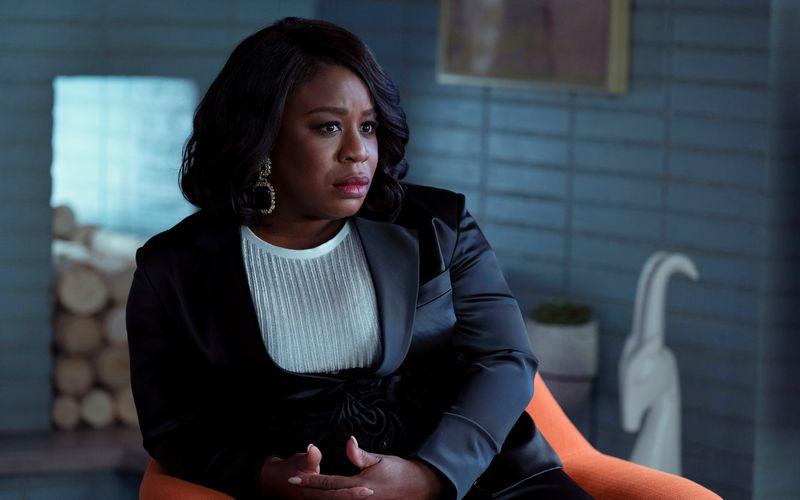 """Psychotherapeutin Dr. Brooke Taylor (Uzo Aduba) übernimmt in der vierten Staffel der HBO-Kultserie """"In Treatment"""" den Platz auf der Couch von Vorgänger Dr. Paul Weston (Gabriel Byrne). 24 neue Folgen erscheinen - nach fünf Jahren Serienpause."""