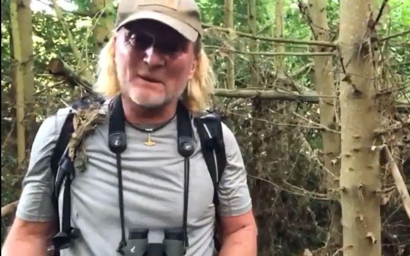 In einem Facebook-Video erklärt der Naturfilmer Andreas Kieling, was die Klimaerwärmung mit der Umweltkatastrophe der vergangenen Tage zu tun hat.