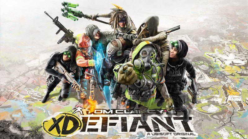 """Ubisoft kündigt mit """"Tom Clancy´s XDefiant"""" einen 6v6-Arena-Shooter an, der als Free-to-Play-Titel gedacht ist."""