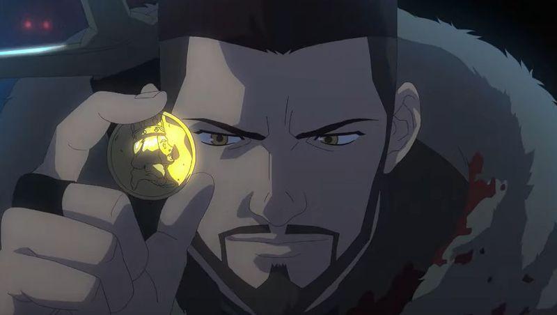"""Vesemir steht im Mittelpunkt des Netflix-Animes """"The Witcher: Nightmare of the Wolf""""."""