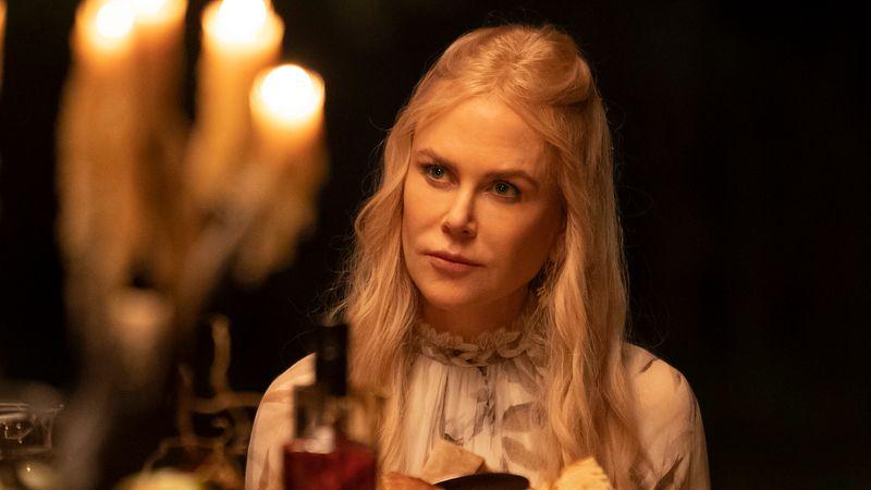 """Nicole Kidman spielt die Hauptrolle in der Serie """"Nine Perfect Strangers""""."""