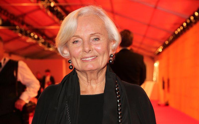 Ruth Maria Kubitschek ist eine der großen Damen des deutschen Films. Am 2. August wird die Schauspielerin 90 Jahre.