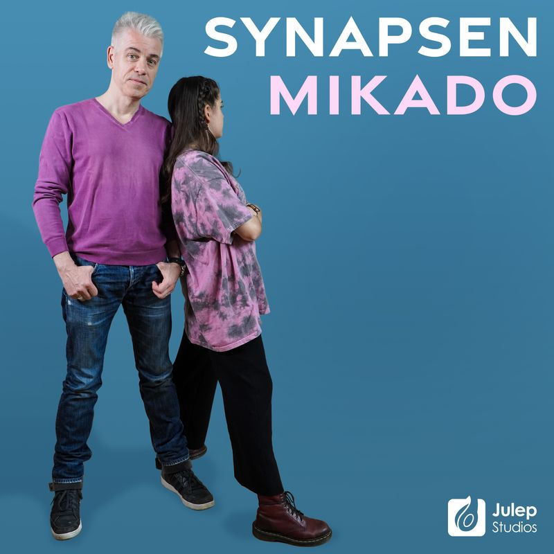 """Beim """"Synapsen Mikado"""" treffen zwei Generationen aufeinander."""