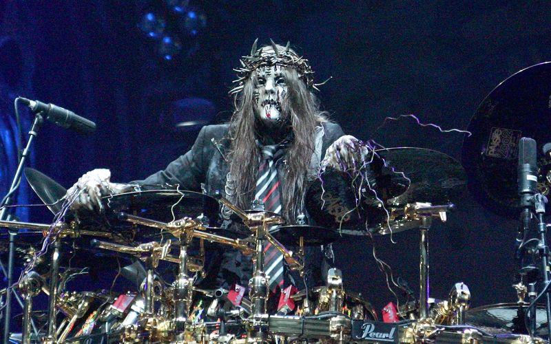 Mit der Metal-Band Slipknot rockte Joey Jordison bis 2013 hinter dem Schlagzeug. Am Montag verstarb er mit nur 46 Jahren.