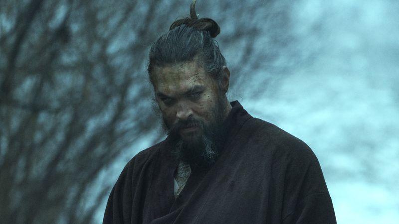 """Auch in der zweiten Staffel von """"See - Reich der Blinden"""" erwarten Baba Voss (Jason Momoa, Bild) wieder einige Probleme - eines davon ist sein Bruder Edo (Dave Bautista)."""