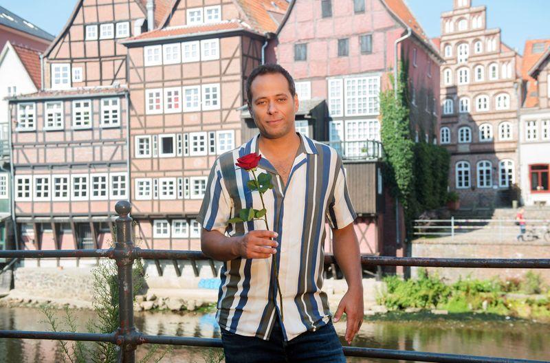 """Daniel Hartwig übernimmt in der 19. Staffel """"Rote Rosen"""" die Hauptrolle des Physiotherapeuten Leo."""