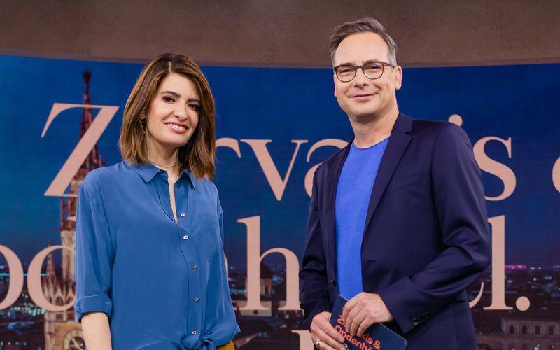 Ab 13. September empfangen Linda Zervakis und Matthias Opdenhövel ihre Zuschauerinnen und Zuschauer zu einer wöchentlichen Live-Sendung.