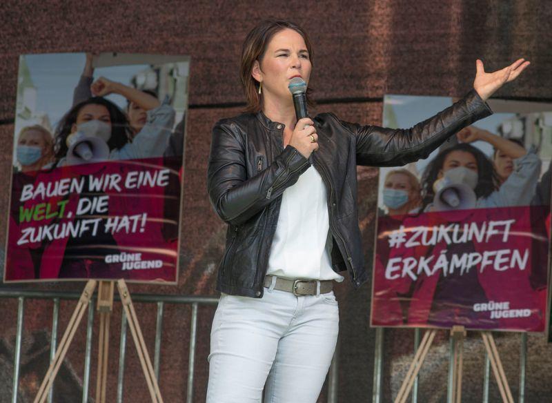 Annalena Baerbock möchte Kanzlerin werden. Sie setzt auch auf die Notwendigkeit, Reformen im Land durchzuführen.