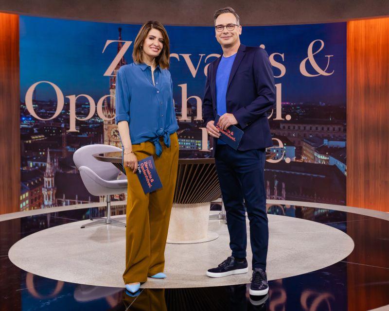 """""""Zervakis & Opdenhövel. Live."""" will Unterhaltung und Information auf neue Weise kombinieren."""