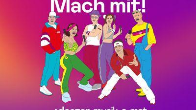 Musik-O-Mat von Deezer