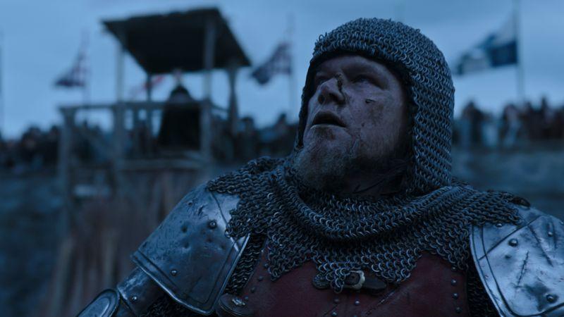 Weil seine Frau behauptet, sie wurde vergewaltigt, schwört der Ritter Jean de Carrouges (Matt Damon) Rache an seinem einst besten Freund.