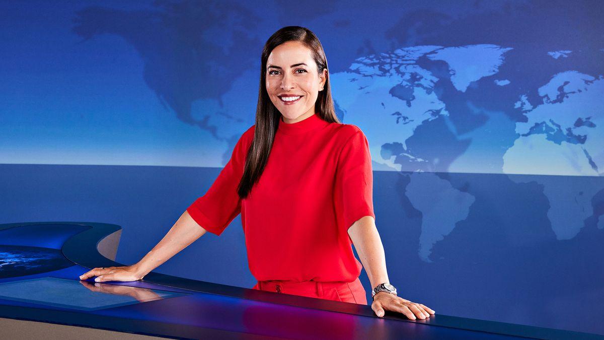 SWYRL - Erste ostdeutsche Tagesthemen-Moderatorin