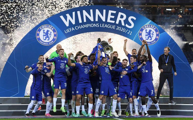 Amtierender Champions-League-Sieger ist der FC Chelsea mit dem deutschen Trainer Thomas Tuchel.