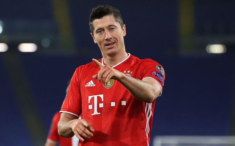 In der Champions League hofft der FC Bayern München auch in dieser Saison auf viele Tore von Robert Lewandowski.