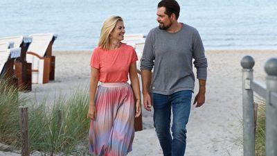 Susan Sideropoulos und Daniel Fehlow