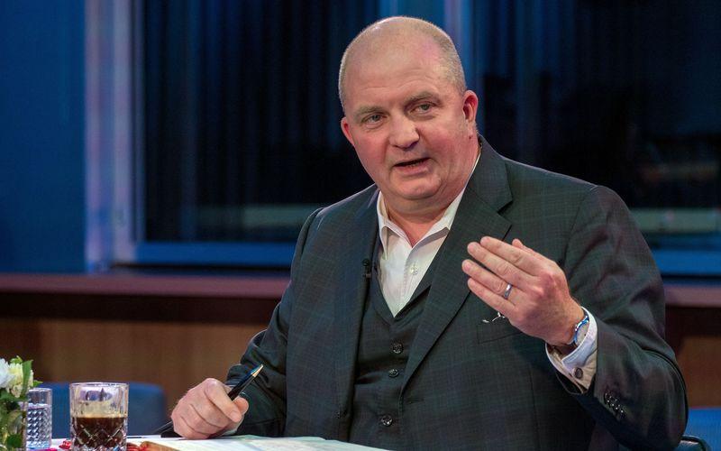 Jörg Thadeusz geht nicht auf Sendung - bis zur Wahl am 26. September verbleibt der Moderator in einer Zwangspause.