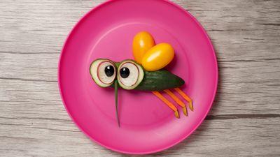 Die Gemüse-Mücke