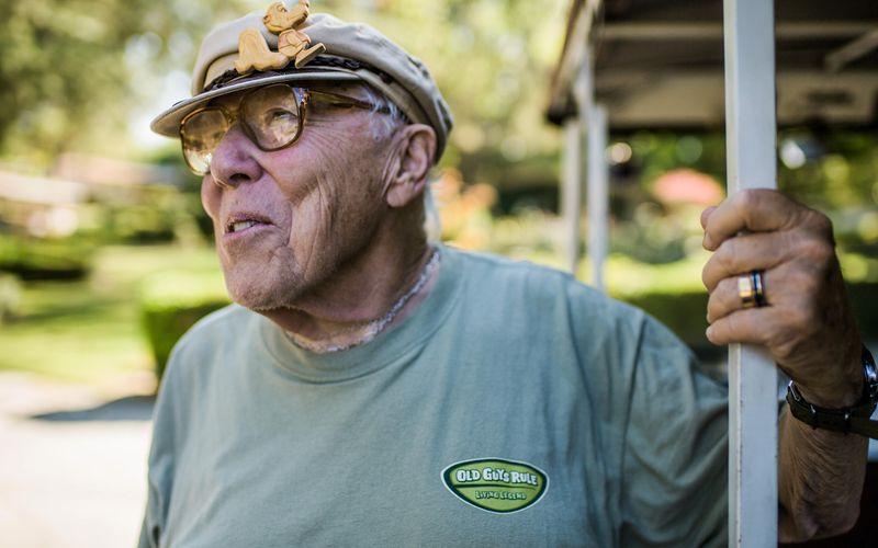 Joel Rogosin war einer von zahlreichen Filmschaffenden, die in Hollywoods Seniorenheim ihren Lebensabend vebrachten. Der ehemalige Produzent verstarb im April 2020.