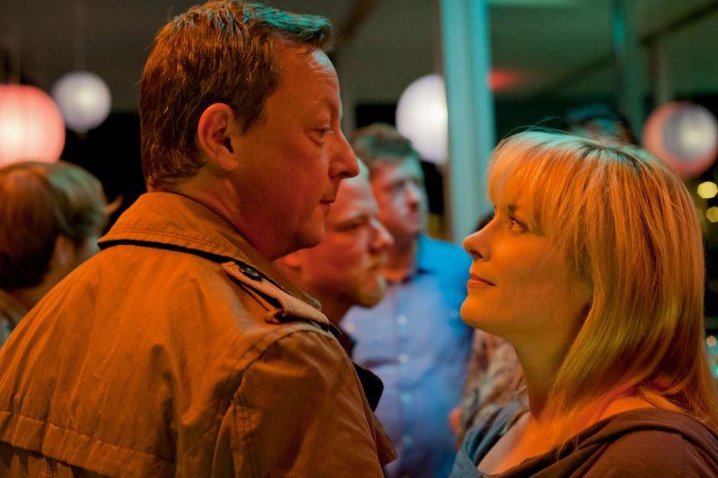 Geben ein gutes Paar ab, eigentlich: Hannah (Silke Bodenbender) und Bernd Vossler (Matthias Brandt).