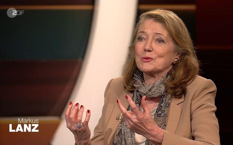 """Die Virologin Helga Rübsamen-Schaeff sprach sich am Dienstagabend bei """"Markus Lanz"""" für mehr Gelder für Corona-Medikamente aus."""