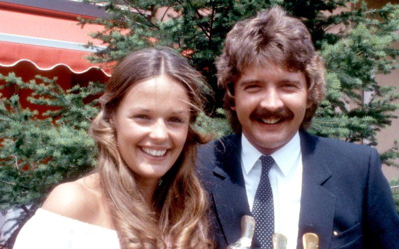 Mit Schlagerstar Bernd Clüver war Ute Kittelberger in erster Ehe verheiratet.