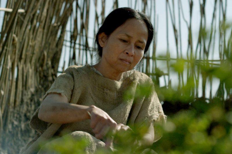 Von Afrika aus besiedelt der Homo sapiens auch den Fernen Osten. Die Asiatin (Chin Thi Min Hong) ist eine der heutigen Nachkommen.