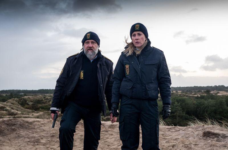 """In ihrem ersten """"Dänemark-Krimi"""" jagen die Polizistin Ida Sörensen (Marlene Morreis) und ihr Vorgesetzter Magnus Vinter (Nicki von Tempelhoff) einen Serienmörder an Jütlands spektakulärer Nordseeküste."""