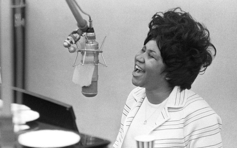 """""""Queen of Soul"""" Aretha Franklin hat laut """"Rolling Stone"""" den großartigsten Song aller Zeiten performt: Die Bürgerrechts-Hymne """"Respect""""."""