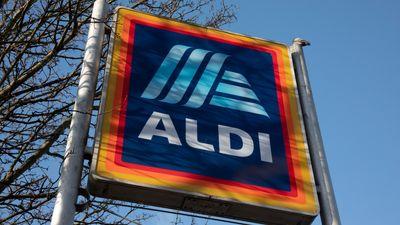 Aldi Supermarkt in London