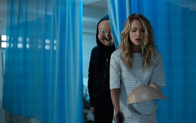 Hinter dir! Tree (Jessica Rothe) wird erneut von einem Killer verfolgt.