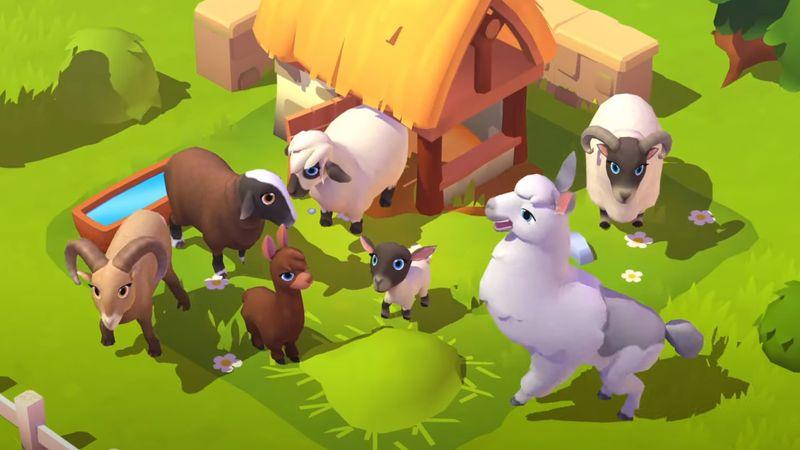 """""""FarmVille 3"""" versucht ein Comeback - süße Tierbabys sollen dabei helfen."""