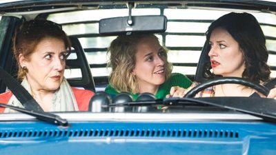 3 Frauen 1 Auto