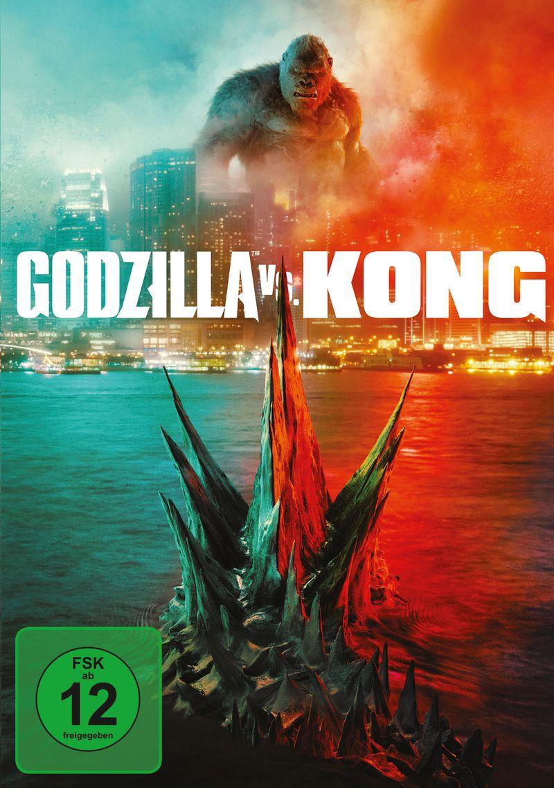Godzilla und King Kong tauschen im vierten Teil der MonsterVerse-Reihe keine Nettigkeiten aus.