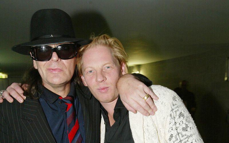 Udo Lindenberg und Ben Becker sind seit vielen Jahren befreundet.