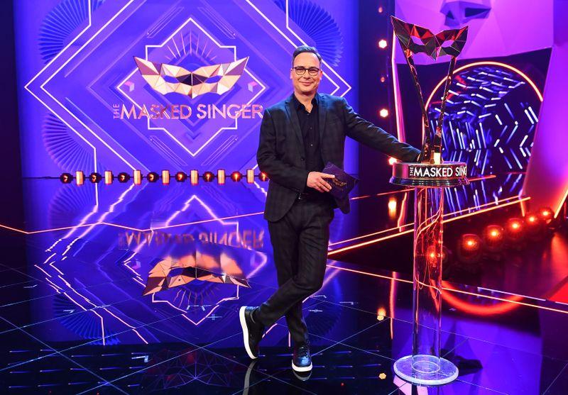 """Wie in den vergangenen Staffeln kehrt Matthias Opdenhövel auch diesmal als Moderator von """"The Masked Singer"""" zurück."""