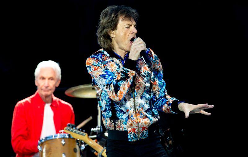 Mehr als nur der Mann im Hintergrund: Rolling-Stones-Frontmann Mick Jagger sprach in einem Interview nun über den Verlust von Drummer Charlie Watts.