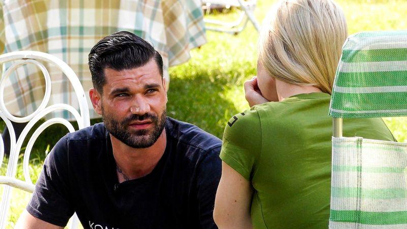 """Sorgt im """"Sommerhaus"""" weiter für Stress: Mike Cees-Monballijn."""