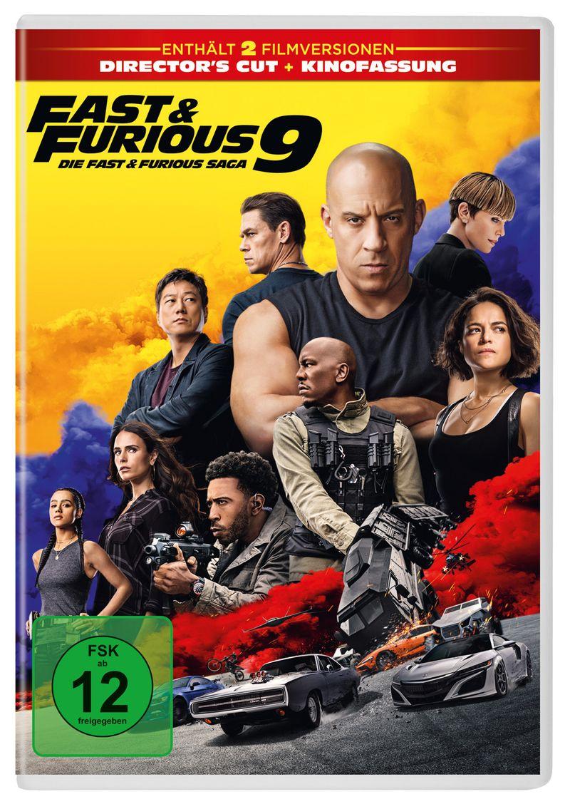 """Irgendwo steht immer ein Auto rum, das gefahren werden will: """"Fast & Furious 9"""" macht einen Trip rund um die Welt und wagt sich sogar ins All."""