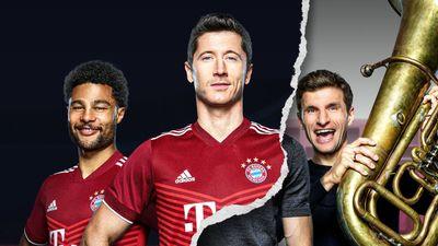 """FC Bayern - Behind the Legend"""