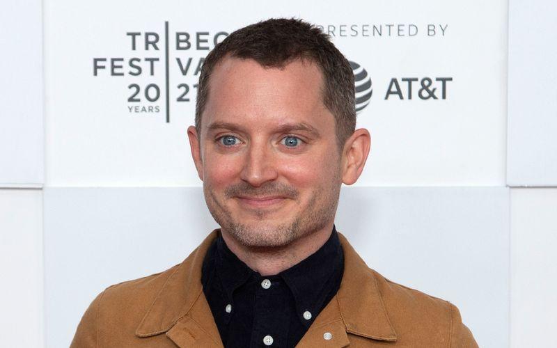"""Elijah Wood spielte in den drei """"Herr der Ringe""""-Filmen den Hobbit Frodo Beutlin."""