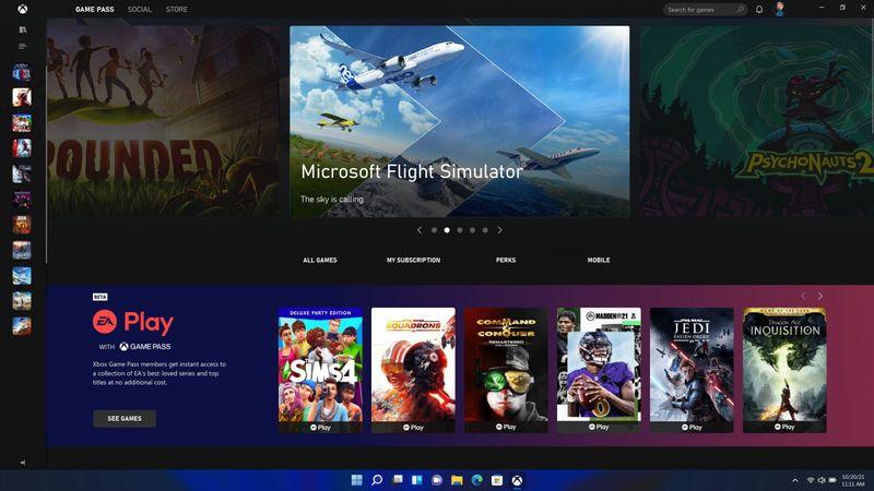 Das beste Windows fürs Gaming - so beschreibt Microsoft Windows 11.