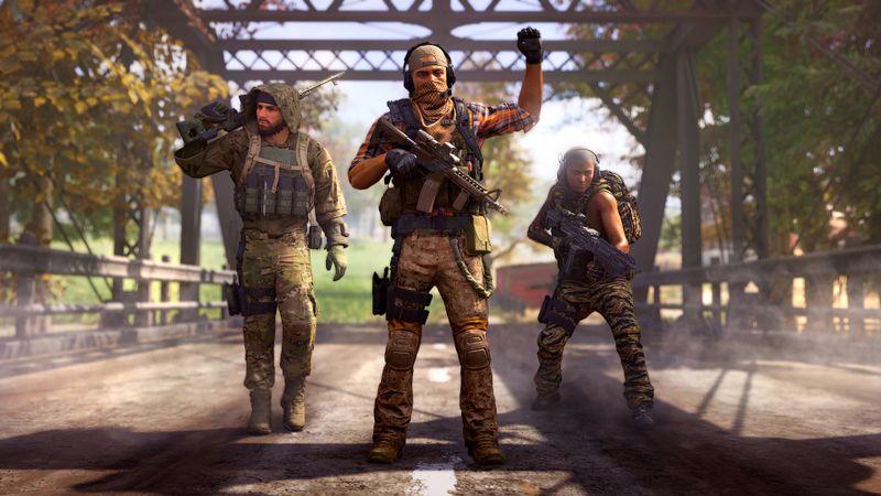 """Mit dem Free2Play-PvP-Egoshooter """"Ghost Recon: Frontline"""" plant Ubisoft, """"CoD: Warzone"""" Konkurrenz zu machen."""